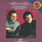 Duos for Violin & Guitar / Perlman, Williams