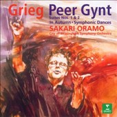 Grieg: Peer Gynt Suites Nos. 1 & 2; In Autumn; Symphonic Dances