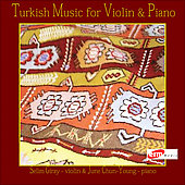 Turkish Music for Violin & Piano