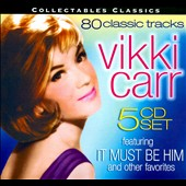 Vikki Carr: The Very Best of Vicki Carr [5 CD] [Digipak]