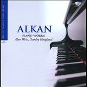 Brilliant Classics Piano Library: Alkan