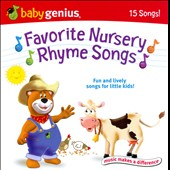 Various Artists: Baby Genius: Favorite Nursery Rhymes [#1]