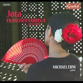 Jota: Guitar Music by Fransisco Tárrega