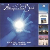 The Average White Band: Feel No Fret/Volume 8/Shine/Cupid's in Fashion