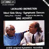 Bernstein: Piano Transcriptions / Dag Achatz
