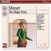 Mozart: The Magic Flute / Davis, Price, Serra, Schreier