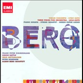 20th Century Classics: Berg - Violin Concerto, Etc.