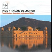 Latif Ahmed Khan/Pandit Rajeev Janardan/Lateef Ahmed Khan: Air Mail Music: Ragas de Jaipur *