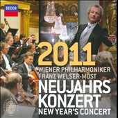 New Year's Day Concert 2011 / Welser-M&ouml;st