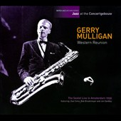 Gerry Mulligan: Western Reunion [Digipak]
