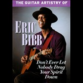 Eric Bibb: The Guitar Artistry of Eric Bibb