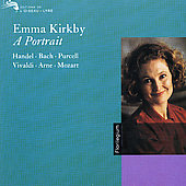 Emma Kirkby Portrait - Mozart, Bach, Handel