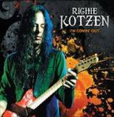 Richie Kotzen: I'm Comin' Out [Digipak]