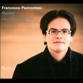 Recital: Works by Handel, Brahms, Bach, Liszt / Francesco Piemontesi: piano