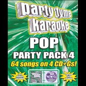 Karaoke: Party Tyme Karaoke - Girl Pop Party Pack 4 [Box]