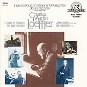 Loeffler: Orchestral Works / Nelson, Indianapolis SO