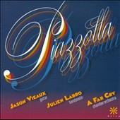 Piazzolla / Jason Vieaux, guitar; Julien Labro, bandoneon