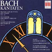 Bach: Kantaten BWV 36, 61 & 140 / Rotzsch, Aug&#233;r, etc