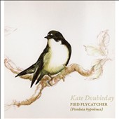 Kate Doubleday: Pied Flycatcher