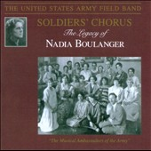 The Legacy of Nadia Boulanger / Hailstork, Pinkham, Diamond, Hamilton, Toven