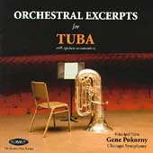 Orchestral Excerpts for Tuba / Gene Pokorny