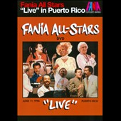 Fania All-Stars: Live in Puerto Rico 1994 [DVD]