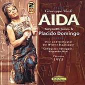 Verdi: Aida / Muti, Jones, Domingo