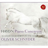 Haydn: Three Piano Concertos