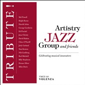 Jan Lundgren/Artistry Jazz Group: Tribute!
