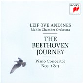 Beethoven: Piano Concertos No 1 & 3 / Leif Ove Andsnes, piano