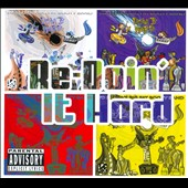 Yo Mama's Big Fat Booty Band: Re-Doin It Hard [PA] [Digipak]