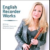 English Recorder Works by Berkeley, Arnold, Jacob, Bowen, Rubbra / Jill Kemp, recorders; Aleksander Szram: piano