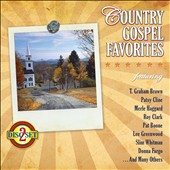 Various Artists: Country Gospel Favorites
