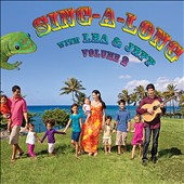 Jeff Peterson/Lea Woods Almanza: Sing-A-Long with Lea & Jeff, Vol. 2