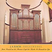 Bach: Orgelwerke / Jean Ferrad