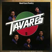 Tavares: Hard Core Poetry [Bonus Tracks]