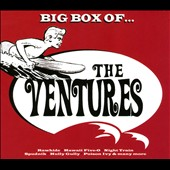 The Ventures: Big Box of the Ventures *