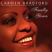Carmen Bradford: Finally Yours