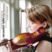 Beethoven and Berg: Violin Concertos / Antje Weithaas, violin