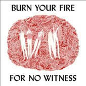 Angel Olsen: Burn Your Fire for No Witness [Digipak] *