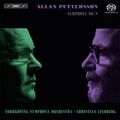 Allan Pettersson: Symphony No. 9 / Christian Lindberg, Norrkoping SO