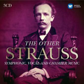 Richard Strauss: The Other Strauss - Symphonic, Vocal & Chamber Music / Repin, Capucon, Rostropovich et al.