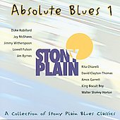 Various Artists: Absolute Blues, Vol. 1