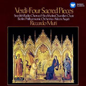 Verdi: Four Sacred Pieces