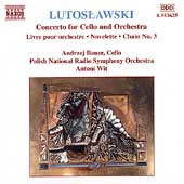 Lutoslawski: Orchestral Works Vol 4 / Wit, Polish RSO