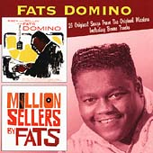 Fats Domino: Rock and Rollin' with Fats Domino/Million Sellers By Fats