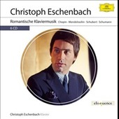 Romantic Piano Music - works by Chopin, Mendelssohn, Schubert, Schumann / Christoph Eschenbach, piano [6 CDs]