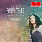 'Modern Fairy Tales:' Works for Oboe & Piano by Bartók, Andriessen, Schickele et al. / Courtney Miller, oboe; Deborah Selig, soprano; Ayako Yoda, piano