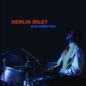 Herlin Riley: New Direction [Digipak] *