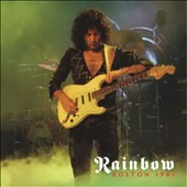 Rainbow: Boston, 1981 [Slipcase]